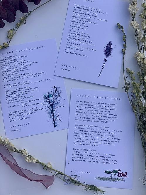 Poetry by Kat Reeves