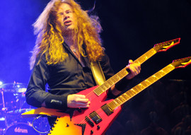 Megadeth Dave Mustaine 2
