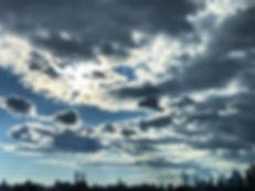 #sky #skyabovemanhattan #nyc #newyork #i