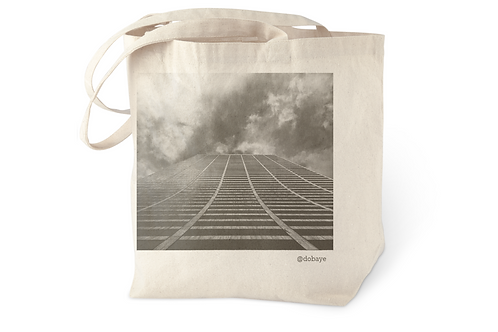 """Grace nyc"" cotton tote bag"