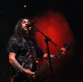 Tom Araya Slayer 2