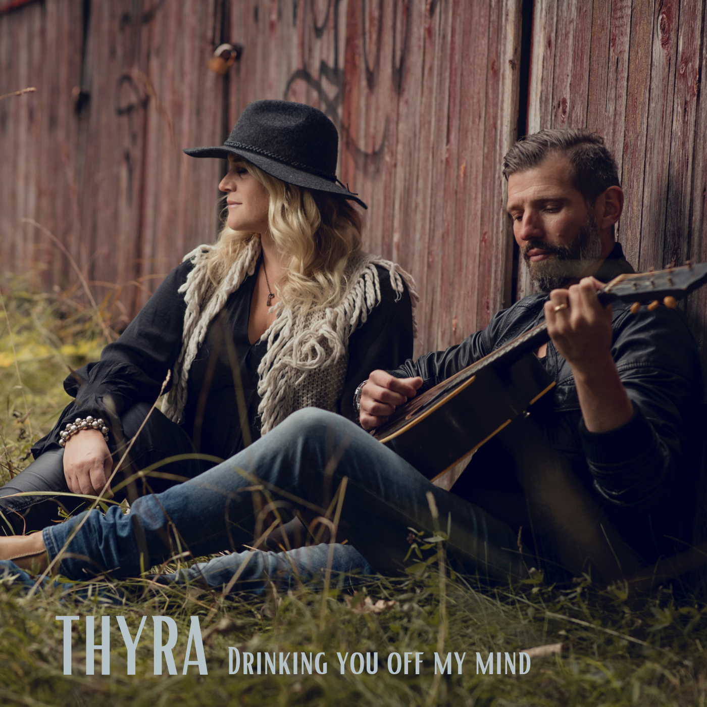 Thyra Drinking you off my mind cover