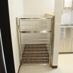 大型犬用入院ケージ