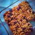 Blueberry baked oats that taste like you're eating dessert for breakfast