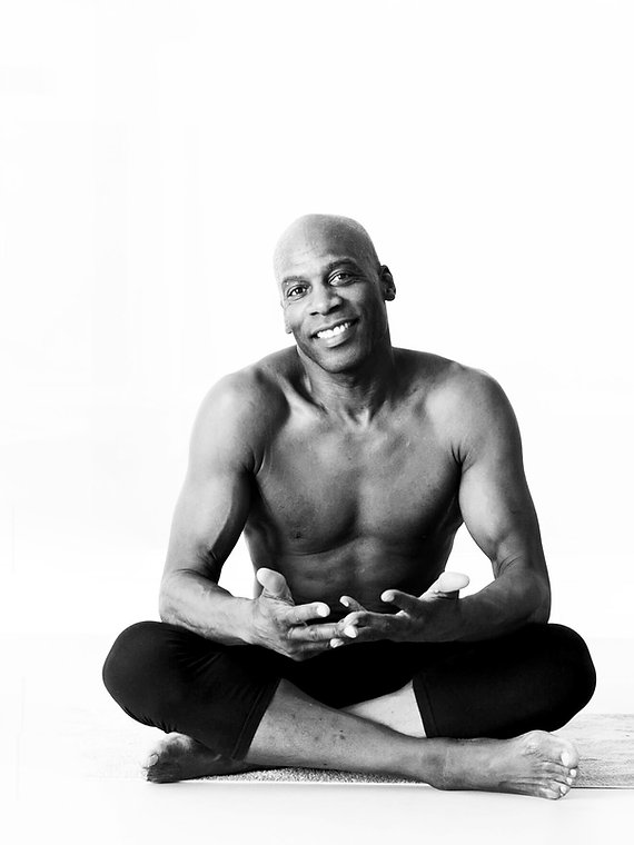 Bikram Yoga Lehrer LaMott Atkins