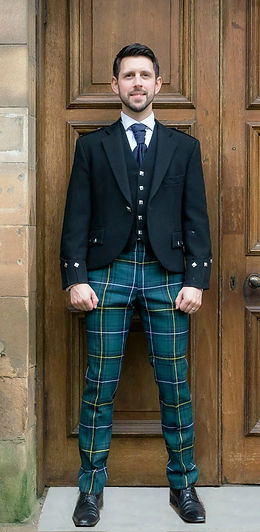 Tartan Trews Outfits House Of Henderson