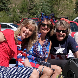 Georgetown 4th of July Parade