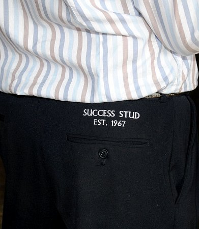 Success Stud Trousers