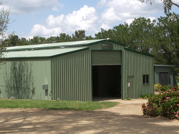 Success Stud Yearling Barn