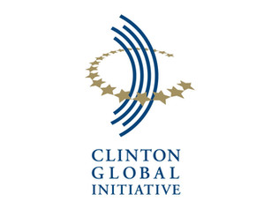THE CLINTON GLOBAL INITIATIVE AWARDS THE SVPA