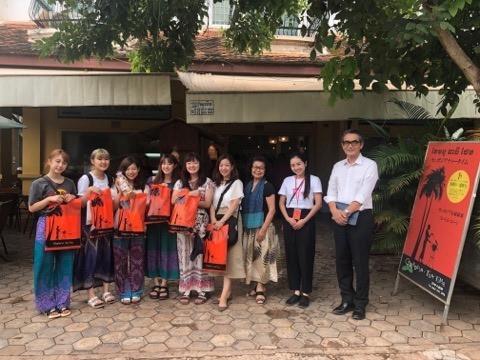 【「DIAGIRL」アクセサリー作りでカンボジアの女性を支援✨】