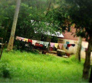 【洗濯物】