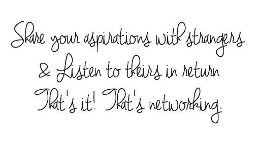 Career & Money Experiment #3: Smarter Networking