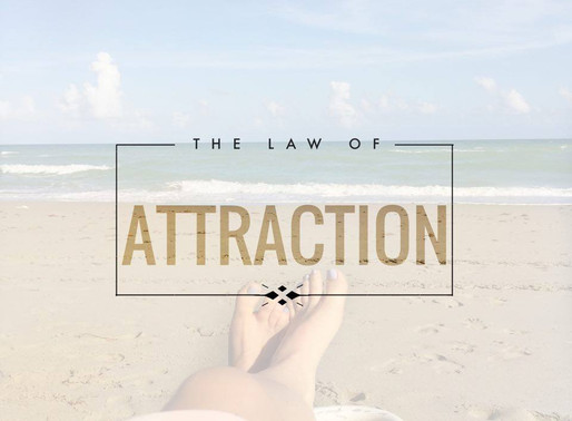 Attitude & Gratitude Experiment #3: Using The Law of Attraction