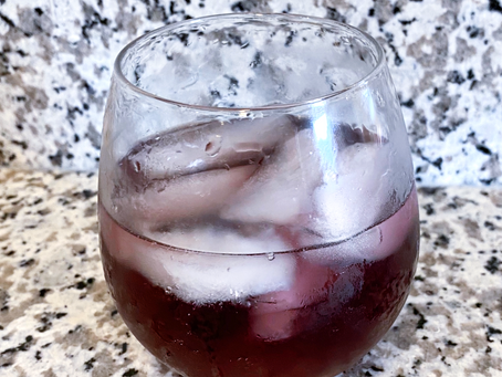 Infinity Stone Cocktail: Power Stone