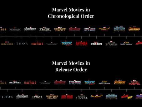 Marvel Marathon Mayhem