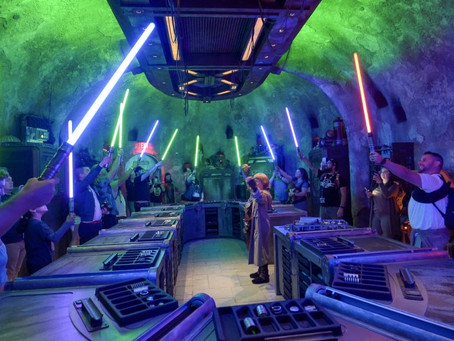 Which Lightsaber Theme Are You?