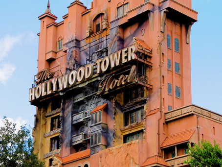 Thanks for Dropping into the Tower of Terror