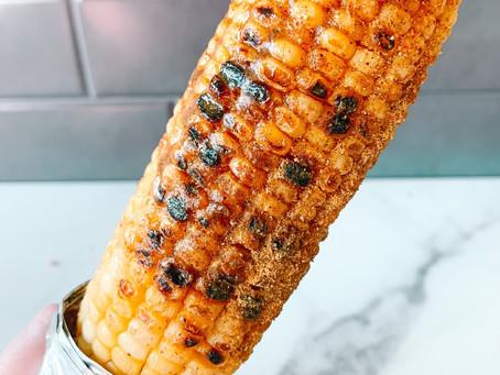 Food Review: Harambe Street Market Corn on the Cob