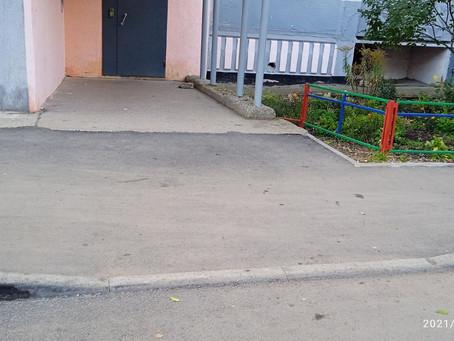 АСФАЛЬТИРОВАНИЕ ул. Солдатова, 12
