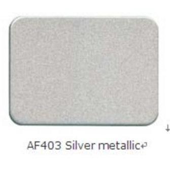 Alcobond 403 Silver Metallic