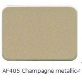 Alcobond 405 Champagne Metallic