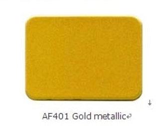 AF401 Gold Metallic