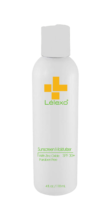 Sunscreen Moisturizer 4oz