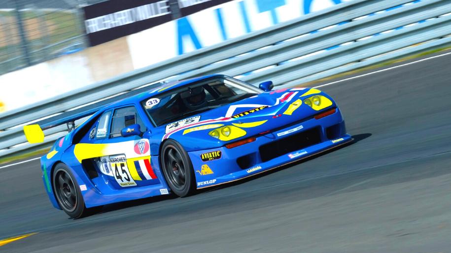 1995 VENTURI 600 LM GT1