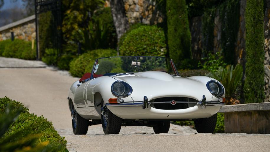jaguar e type roadster 1961 for sale 18.