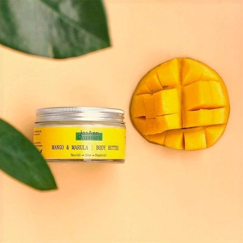 Mango & Marula Body Butter (235g)