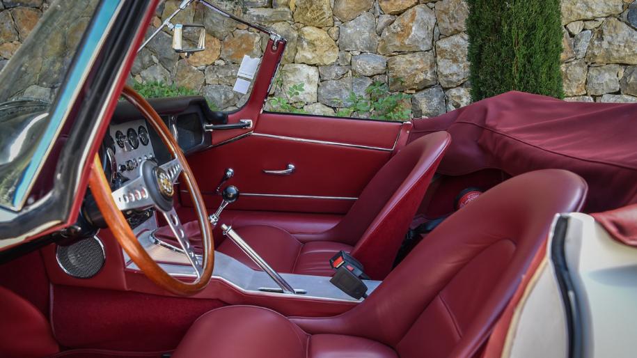 jaguar e type roadster 1961 for sale 105