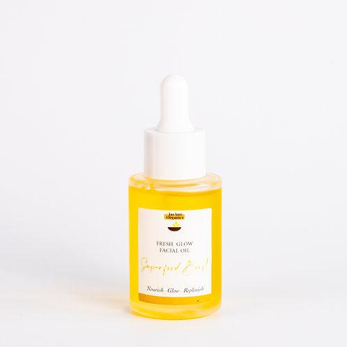 Fresh Glow Facial Oil (30ml)