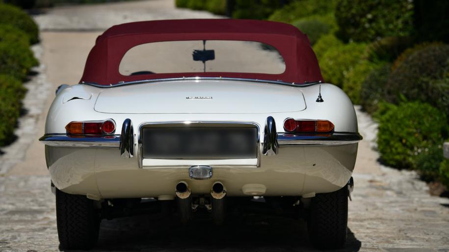 jaguar e type roadster 1961 for sale 38.