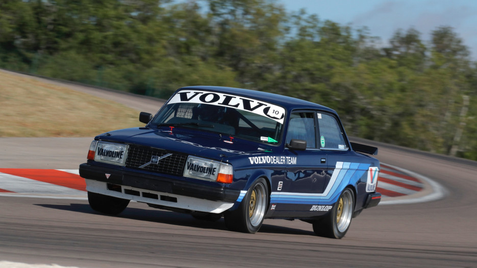 1984 VOLVO 240 TURBO GROUP A