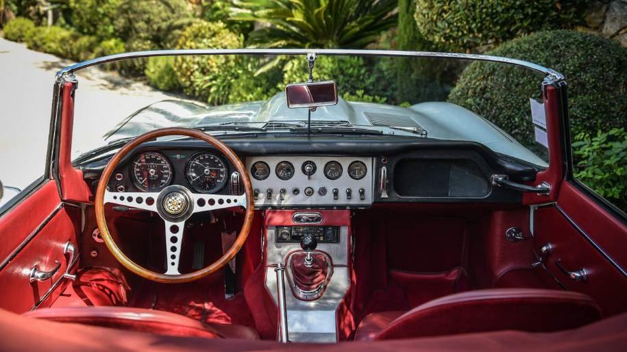 jaguar e type roadster 1961 for sale 106