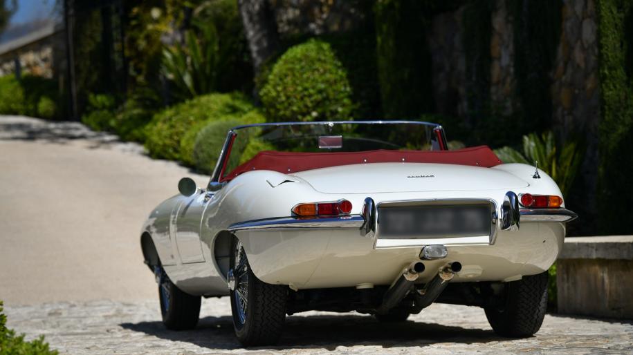 jaguar e type roadster 1961 for sale 84.
