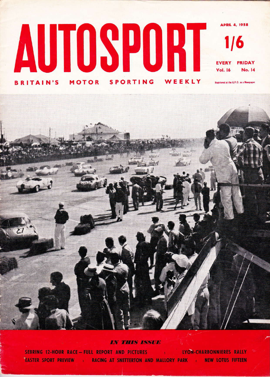 AUTOSPORT Avril 1958 2