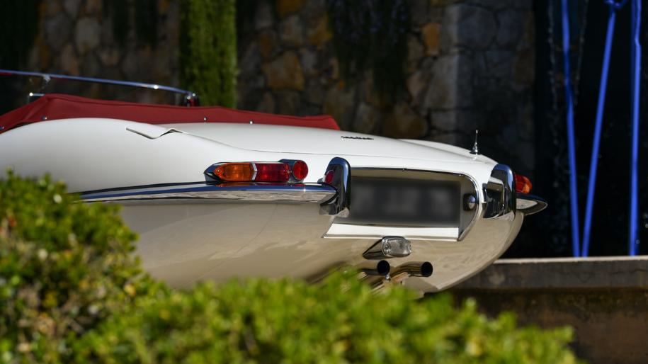 jaguar e type roadster 1961 for sale 71.