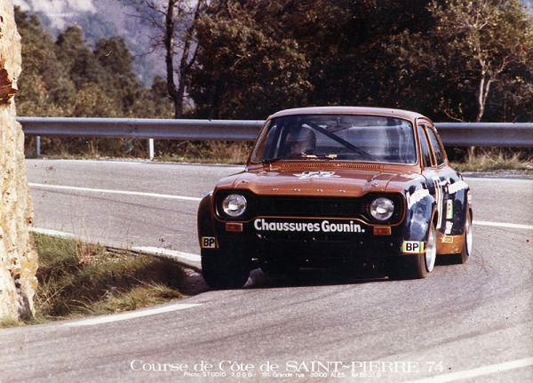 Ford Escort GR2 BVRT