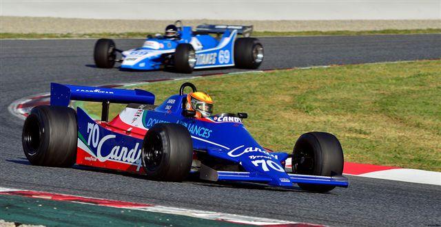 1980 Tyrrell 010