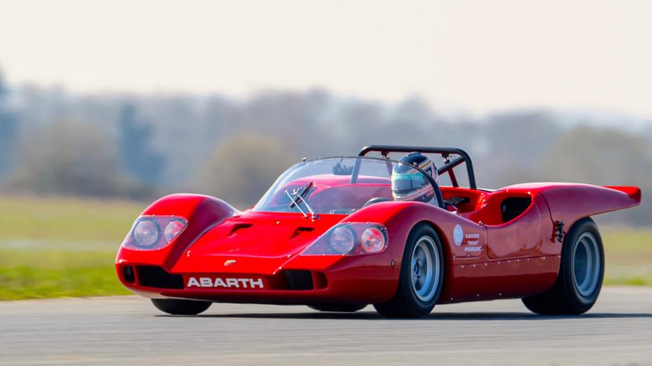 1969 ABARTH 2000 SE 010