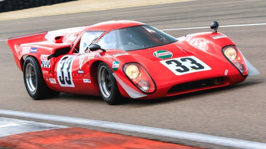 1969 LOLA MKIIIB GT