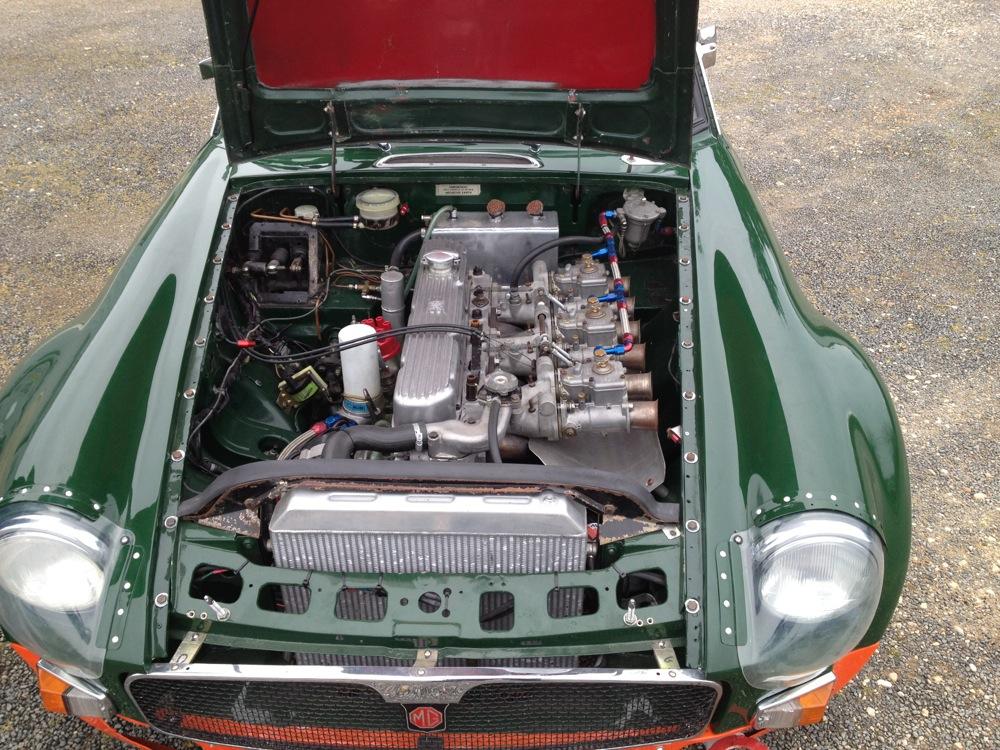 MGC  GT  Sebring for sale 7.JPG