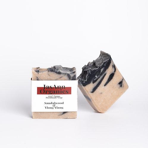 Sandalwood & Ylang Ylang Soap Bar