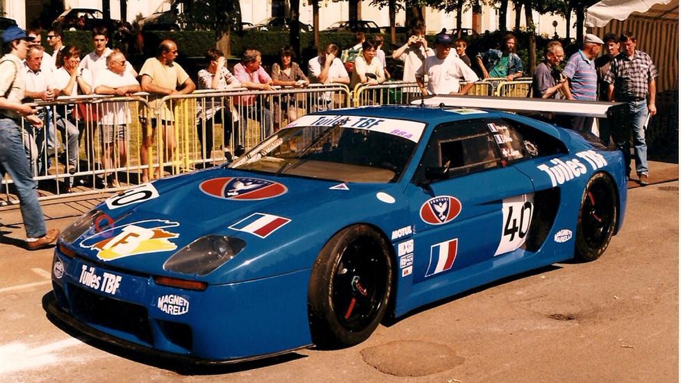 Venturi 600 lms 15 june 1996 24 h of Le