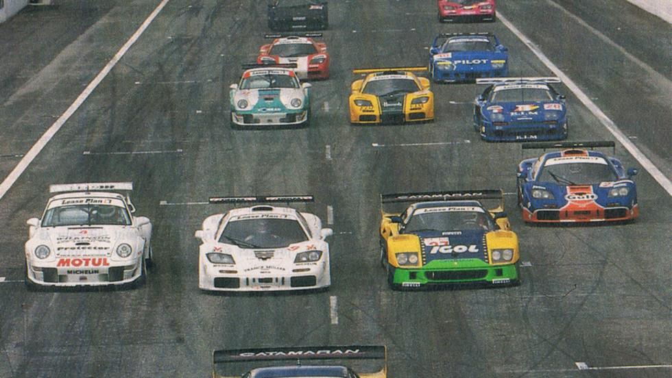 Venturi 600 lms 3 march 1996 4 h of Paul