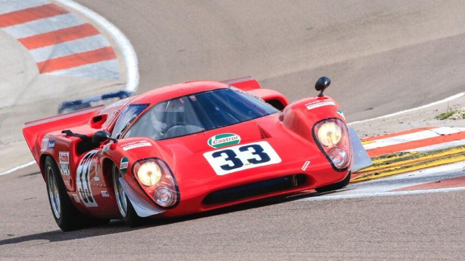 1969 LOLA T70 MKIIIB