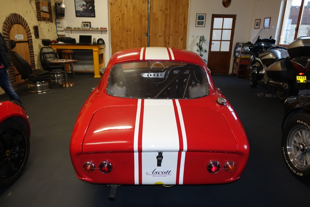 Lotus Elite for sale Ascott  4.JPG