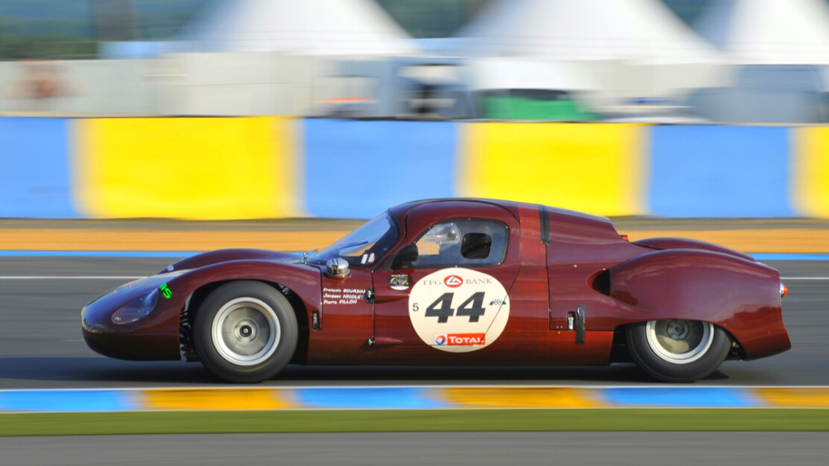 1968 COSTIN NATHAN GT